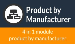 Product By Manufacturer