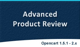 Advanced Product Review (Review manager)