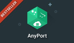 AnyPort - Backup / Automatic Restore to Cloud St..