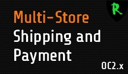 Multi-Store Shipping and Payment