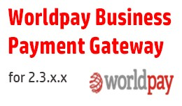 Worldpay Business Payment Gateway for OpenCart 2..