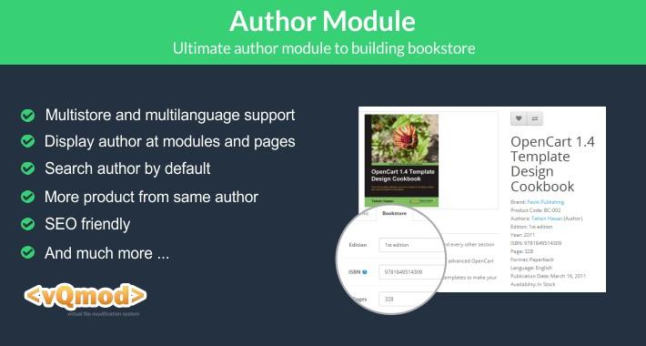 Author Module