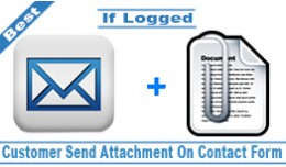 Contact Form Attachment Upload