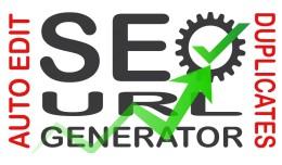 SEO URL Alias Generator OC2.x.x