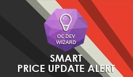Smart Price Update Alert