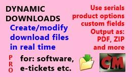 Dynamic Downloads