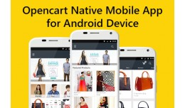 Opencart Mobile App 100+ customers (Native)