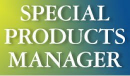 Special Products Manager