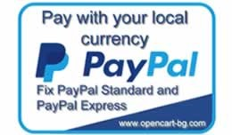 PayPal Pay in Local Currency