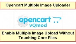 Multi Image Uploader Without Touching Core Files
