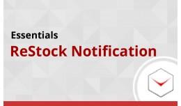 Restock Notification