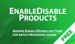 EnableDisable Products - add buttons for batch p..