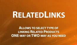 RelatedLinks - one-way & two-way links to re..