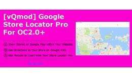 [VQMOD]Google Store Locator Pro for OC2.0+