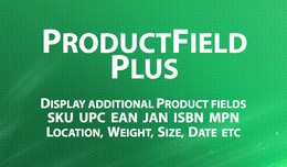 ProductField+ show additional fields on Product ..