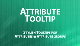 Attribute Tooltip - Tooltips for Attribute and A..