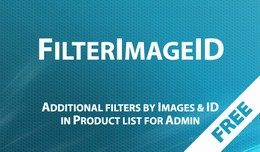 FilterImageID - admin filter by product image an..