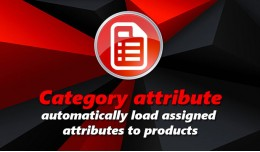 Category Attribute - Assign attributes to produc..