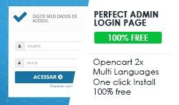 Perfect Admin Login Page