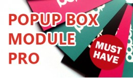 Popup Box Module Pro - Perfect tool for professi..
