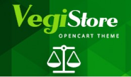 Vegistore - Responsive Opencart Theme