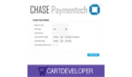 Chase Paymentech Orbital Payment gateway for Ope..