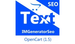IMGeneratorSeo (OC 1.5) - Generator SEO meta tag..