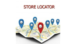 Multiple Store Locator with google map