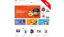 So Ladaz – Free Responsive Multipurpose OpenCa..