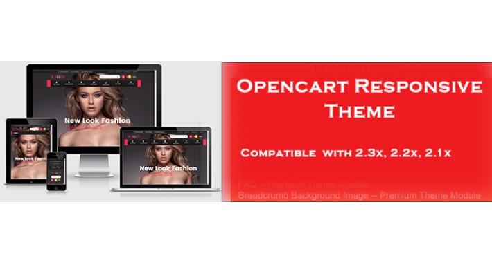 An Allen Multi Purpose Opencart Responsive Theme