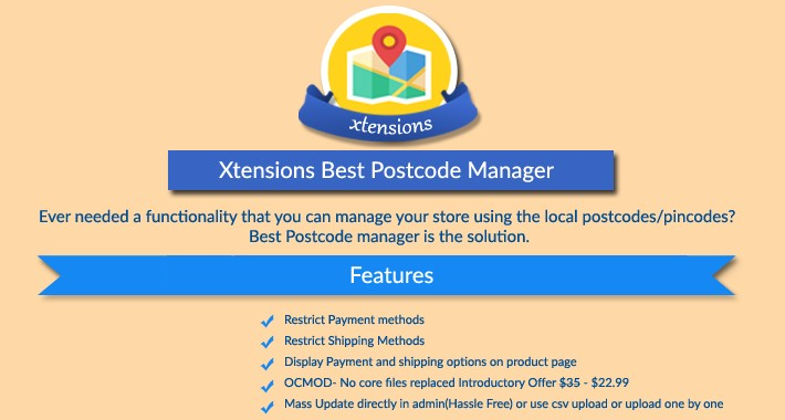 Best Postcode - Pincode Manager