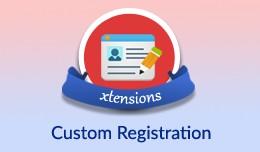 Custom Registration Fields Module VQMod-Remove a..