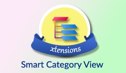 Smart Featured Category View Homepage