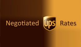 UPS Negotiated Rates