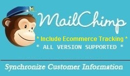 MailChimp for Opencart ( Synchronize ↹  ) - AP..