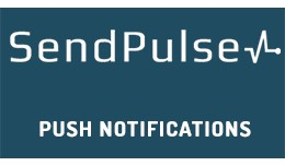 Push notifications, Viber, Email - Sendpulse