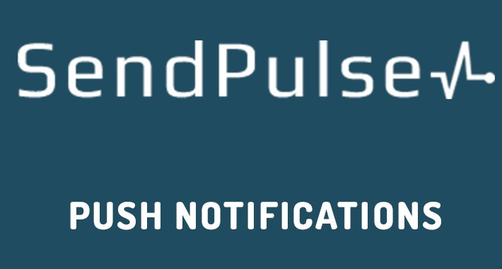 Push notifications - Sendpulse