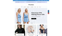 T1Fashion - Multi-purpose Responsive eCommerce O..