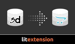 LitExtension: 3dCart to OpenCart Migration