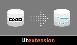 LitExtension: OXID eShop to OpenCart Migration