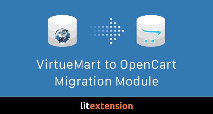 LitExtension: VirtueMart to OpenCart Migration