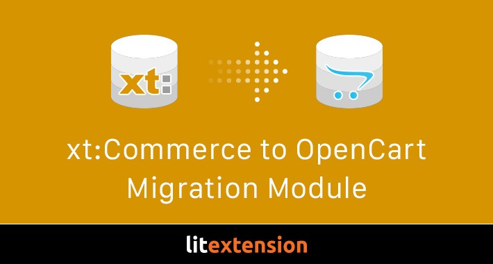 LitExtension: xt:Commerce to OpenCart Migration