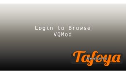 Login to Browse VQMod