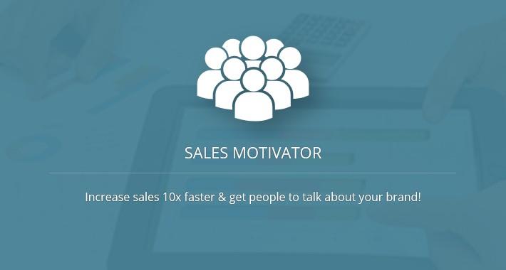 Sales Motivator - smart marketing tool - OC2.x-3.x