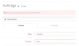 Auto login current IP to API Access