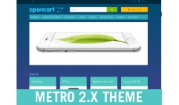 Metro 2X blue
