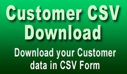 Customer CSV Download