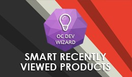 Smart Recently Viewed Products
