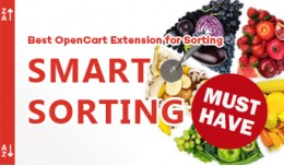 Smart Sorting - Let your customers find the best..