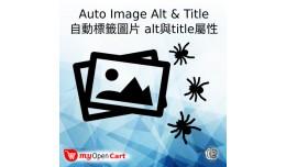 Slasoft Auto Image Alt and Title tags